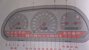 volvo v40 s40 dashboard warning lights symbols