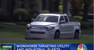Workhorse | Electric Trucks, Delivery Drones, Aircraft
