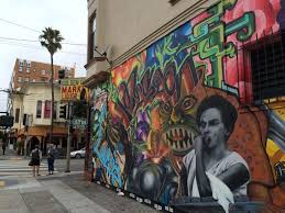 Balmy Street Murals Address by Five Ways To Spend A Summer Day In San Francisco Sfgate