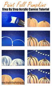 Pumpkin Patch Near Birmingham Alabama by Best 25 Pumpkin Canvas Painting Ideas On Pinterest Pumpkin