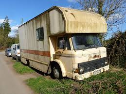 Ford D Series Horsebox