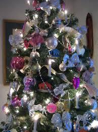 Pinery Christmas Trees by Dining Room U0027dressed U0027 For Christmas