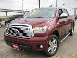 100 Salvage Trucks For Sale 2010 Toyota Tundra Salsa Red Pearl For In North