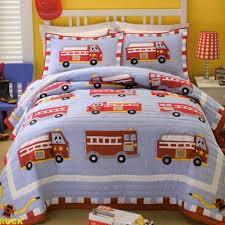 Elmo Toddler Bed Set by Fire Truck Kids Bed Buythebutchercover Com