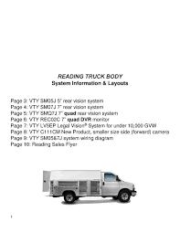 100 Reading Truck READING TRUCK BODY Simplebookletcom