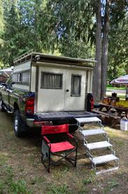 Custom Built Truck Bed Micro Camper That Fits Toyota Tacoma ...
