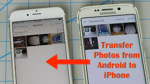 How to Transfer s from Android to iPhone