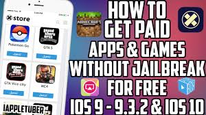 Better Than Vshare Get Paid Games Apps Free on IOS 10 & 9 9 3 5