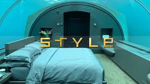 100 Conrad Maldives Underwater INSIDE The Muraka The Worlds First Glass Underwater Hotel Suite At