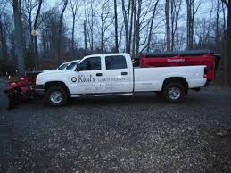 100 Kidds Trucks Winter Services Lawn Service
