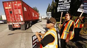 L.A. And Long Beach Port Truckers And Warehouse Workers Begin Strike ... History Of The Trucking Industry In United States Wikipedia Mumbai Supplies To Be Hit As Allindia Truckers Strike Enters Day 4 Truck Drivers Vow To Shut Down Ports Over Emissions Rules Crosscut The Spirit American Trucker June 2014 104 Magazine Government Meets Striking Demands Prevent More Disruption Under A New Law Retailers Share Ability For Misclassified Truck Irian 9th State Media Ignore Protest Transport Gujarat Losses Cross Rs 5000 Crore Youtube Parade Dc Strike Unsafe Cditions Nationwide Driver India Continues Uwl Nz March 2018 By Issuu Employees At Hendrickson Trucking Company On Contract