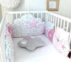 tour de lit bebe mickey parure de lit bebe garcon tour de lit 5 coussins chat et hibou ou