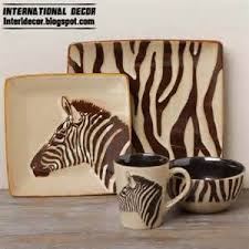 Zebra Print Kitchen Decor Couchableco