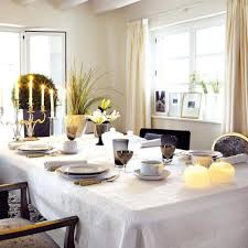 Interior How To Decorate Dining Table 18 Christmas Dinner Arrangement Ideas Home Decor