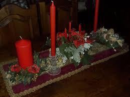 décoration de noel à faire soi même centre de table s éclairer