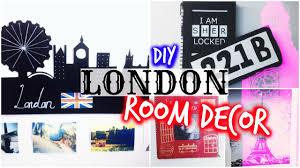 DIY City Inspired Room Decor