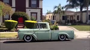 My 1959 Ford F100 Before And After. Photos And Video - YouTube 1959 Ford F100 Panel Truck F128 Kissimmee 2017 For Sale Classiccarscom Cc1016646 59 Styleside Pickup Vintage Ad Cars Pinterest Cars Month Has Begun At Payne Auto Group It Forward F 100 Pickup Trucks And 2019 F350 Lariat In Spearfish Sd Denver Ford F100 Custom Cab Big Back Window The Hamb Truck Trucks Suvs Vans