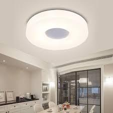 ecolight 90 265v led ceiling lights modern hallway flush mounted