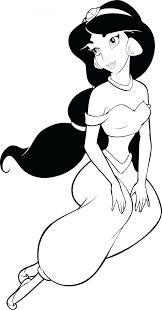 Disney Junior Coloring Book Games Printable Pages Princess Jasmine Cartoon Frozen Pdf Characters