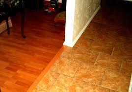 awesome wood and tile floor tile floor wood baseboard and tile