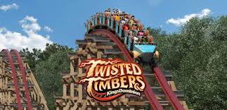 Halloween Haunt Kings Dominion by New Twisted Timbers Roller Coaster And Winterfest Coming To Kings