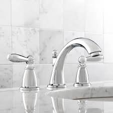 Moen Monticello Faucet Cartridge by Moen T6620 Brantford Chrome Two Handle Widespread Bathroom Faucets