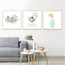 US 363 31 OFF4pcs 30cmX30cm Green Bamboo Zen Stone Home Decoration Canvas Wall Art Poster Painting Bathroom Picture Livingroom Decor No Framein