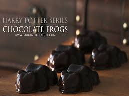 Pumpkin Pasties Recipe Feast Of Fiction by Honeydukes Chocolate Frogs Recipe Inspired By Harry Potter Food