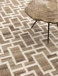 casa padrino luxus jute teppich naturfarben weiß 300 x 400 cm luxus wohnzimmer accessoires