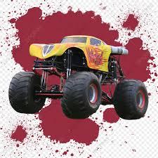 100 Monster Monster Truck Jam With Background Jam