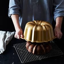 Pumpkin Shaped Cake Bundt Pan by The History Of The Bundt Cake Pan An