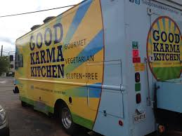 Karma Kitchen Food Truck For Sale In San Antonio, Texas -