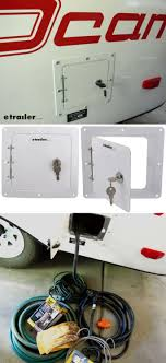 Ultra-Fab Universal Access Door For Trailers And RVs - 5