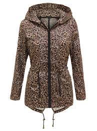 NEW LADIES WOMENS HOODED SHOWERPROOF LEOPARD PRINT RAIN FISHTAIL ... Clothing Women 11fl20 At 6pmcom Larkin Mckey Womens Canvas Barn Coat 141547 Insulated Jackets Ll Bean Adirondack Field Jacket Medium Corduroy Woolrich Dorrington Long Eastern Mountain Sports Flanllined Plus Size Coats Outerwear Coldwater Creek Petite Nordstrom Tommy Hilfiger Quilted Collarless In Blue Lyst Patagonia Mens Iron Forge Hemp Youtube