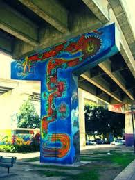 the chicano park murals in san diego huelga eagle by artists