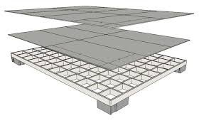 Floor Joist Span Table For Sheds by Shed Construction The Home Depot Community