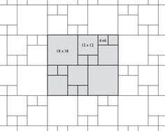 versailles floor pattern versailles tile pattern layout