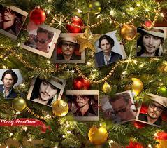 johnny depp images merry christmas wallpaper and background photos