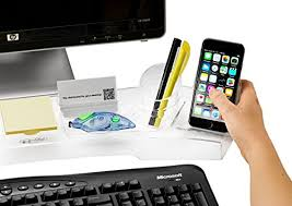 gadget pour bureau go go station desktop organizer the dashboard for your desktop
