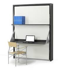Vertical Italian Wall Bed Desk