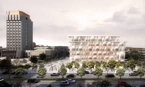 100 Xten Architecture XTEN Varna Library Competition Entry
