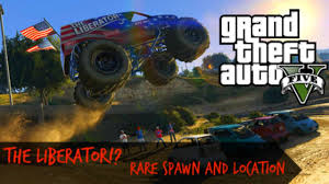 GTA 5 RARE MONSTER TRUCK; (The Liberator) Spawn PS4 And Xbox 1 ... Grand Theft Auto 5 Gta V Cheats Codes Cheat Ford F150 Ext Off Road 2007 For San Andreas Cell Phone Introduction Grand Theft Auto 13 Of The Best To Get Your Rampage On Stock Car Races And Cheval Marshall Unlock Location Vehicle Mods Dodge Gta5modscom Tutorial How Get A Rat Rod Truck Rare Vehicle Youtube Ps4 Central Tow Truck Spawn Ps4xbox Oneps3xbox 360