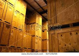 Large Wooden Storage Crates Warehouse Of Big Wood For Sale