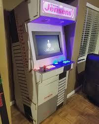 Cardboard Arcade V20 Cade