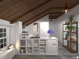Attic Kitchen Ideas Lucija Marko Free Design 3d House Ideas By
