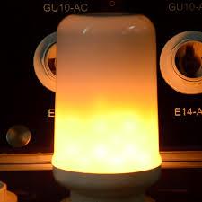 laras led simulation effect led light bulb e27 e26 corn