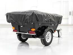 Motorcycle Camping Trailer Options