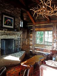 A Cozy Rustic Cabin In The Mountains Sapphire North Carolina With All Modern Conveniences