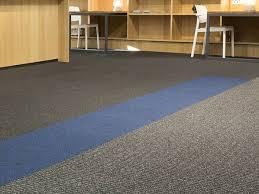 Ontera Carpet Tiles by Karona 2 Tonal Greys And Subtle Patterning Architecture And Design