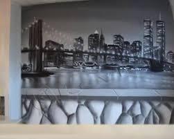 photo décoration chambre new york pas cher